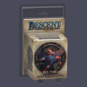 Descent : Journeys in the Dark (Second Edition) - Belthir